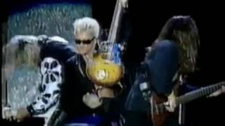 Watch Billy Idol White Wedding video