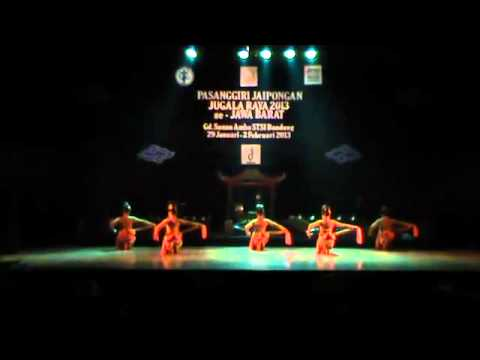 ▶ Pasanggiri Jaipong Jugala Raya 2013   Youtube video