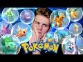 ALL 151 POKEMON? (Pokemon Go Challenge)