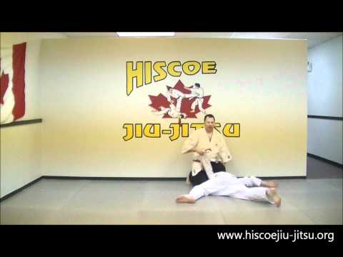 Self Defense Techniques - How to do an Armbar Takedown - Hiscoe Jiu-Jitsu Image 1