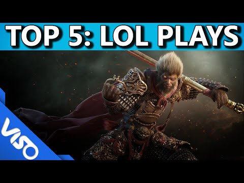 Top 5 Plays: League of Legends