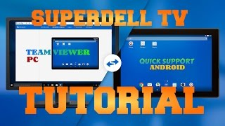 TeamViewer is a Must have App & Software for Android and PC users