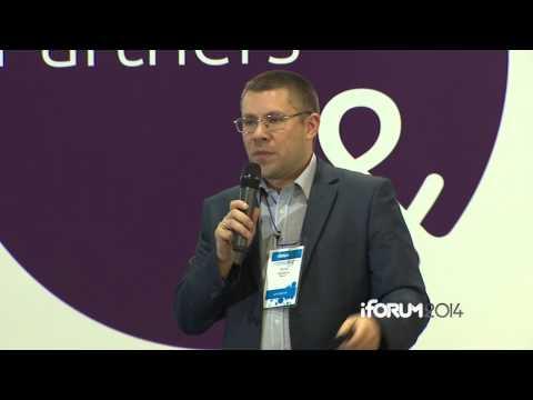 """iForum-2014, Руслан Савчишин. Доклад: """"Оптимизация -- не всегда весело, но помогает пережить кризис"""""""