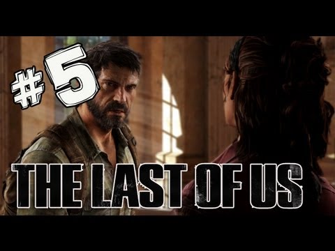 The Last of us - Español Latino - Parte 5  - La Partida de Tess