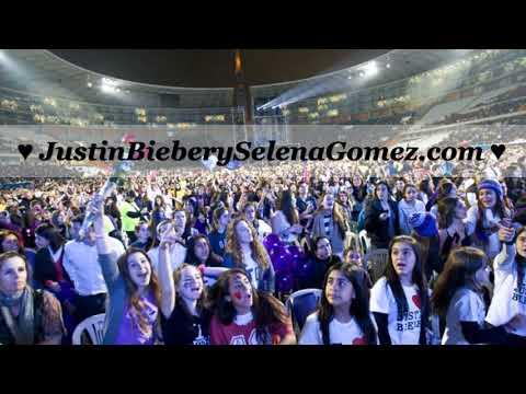 Justin Bieber le dice