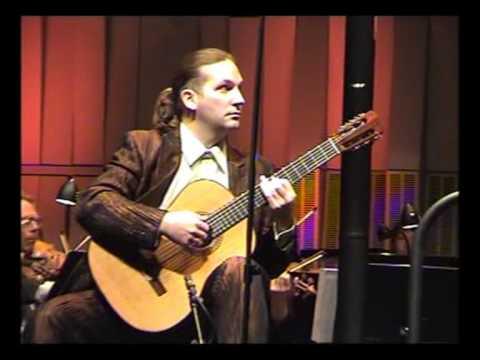 Marco Tamayo plays Concerto de Toronto-Leo Brouwer composer