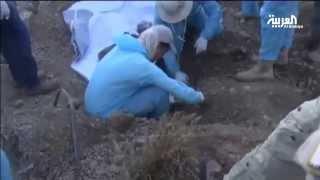 كشف 11 مقبرة في قصور تكريت الرئاسية ومحيطها تعود لضحايا سبايكر