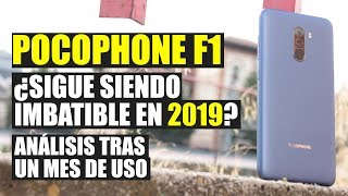 Pocophone F1 en 2019, análisis a fondo tras un mes de uso