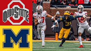 #1 Ohio State vs #13 Michigan First Half Highlights | 2019 College Football Rivalry Week Highlights
