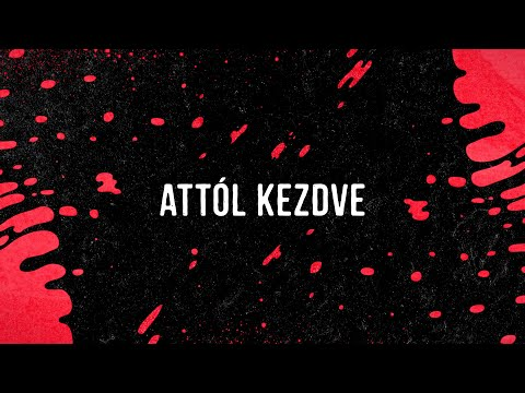 hiperkarma – attól kezdve (official lyric video)