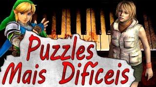 Puzzles Mais Difíceis dos Jogos!!
