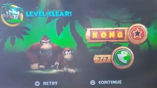 DANKEY KANG CANTRY RITINS!!! - Donkey Kong Country Returns Part 1