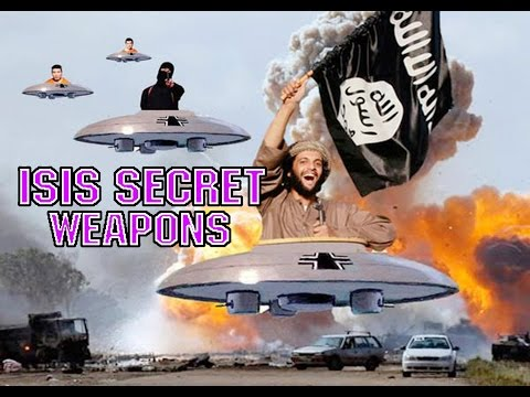ISIS IN PANIC AFTER RUSSIAN ATTACK SYRIA - SECRET WEAPONS