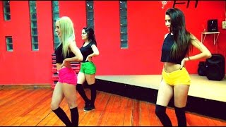 Aventura  - Reggaeton by Dance is convey (HD)