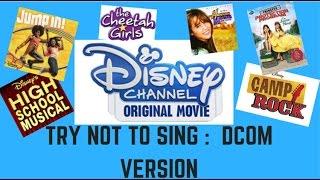Download Lagu TRY NOT TO SING ALONG CHALLENGE (DCOM VERSION) Gratis STAFABAND