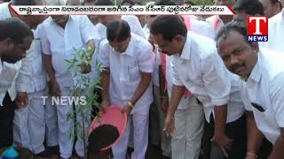 CM KCR Birthday Celebrations Across Telangana  live Telugu