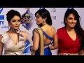 Zee Rishtey Awards 2017    Red Carpet   Sanskari TV Bahus Hot Avatar - Anita Hassanandani   Sriti