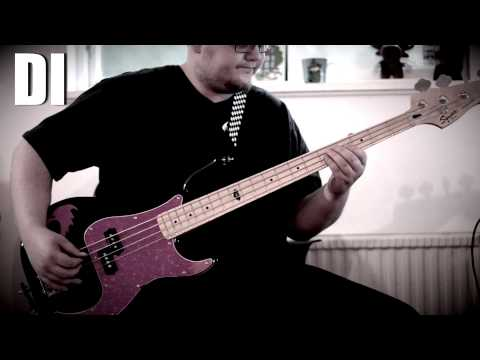 Pete Wentz Precision Bass Sound Demo