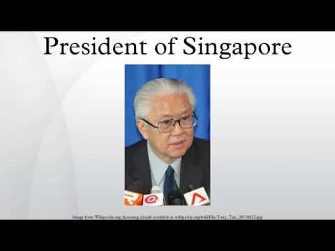 President of Singapore