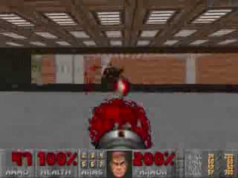 Pauls Gaming - Doom2 map - BADBOY2