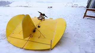 The Yellow Snowball (RC ATV AIRPLANE)