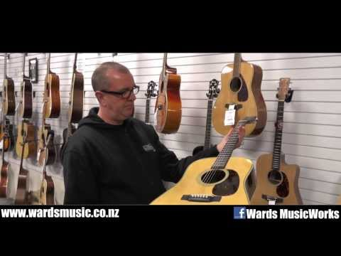 Dex and Shane do Whangarei - Wards musicworks Pt1