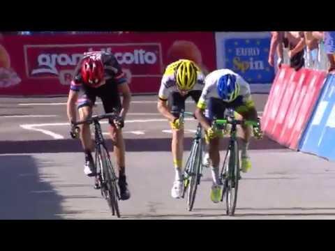 Giro d'Italia: Stage 14 - Highlights