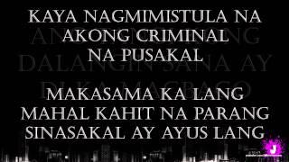 LUVLINES   Crazymix Ft  Sisa of Crazy as Pinoy ( LYRIC VIDEO )