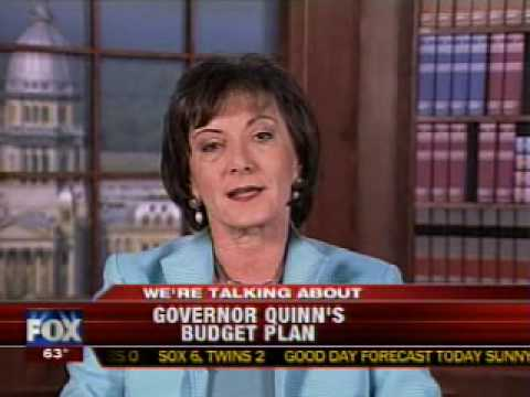 Aired on Fox Morning Chicago, May 20, 2009. Julie calls for $2400 contribution caps for state politicians. Sign her petition for contribution caps http://ww...