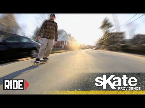 SKATE Providence with Donny Barley
