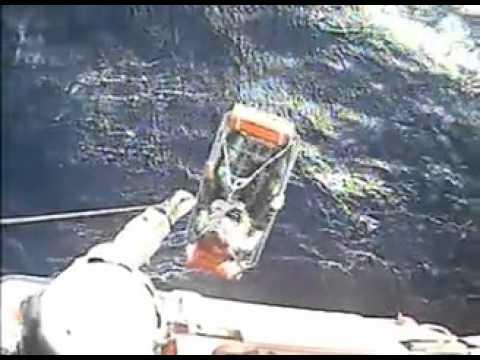 Coast Guard rescue off Ano Nuevo