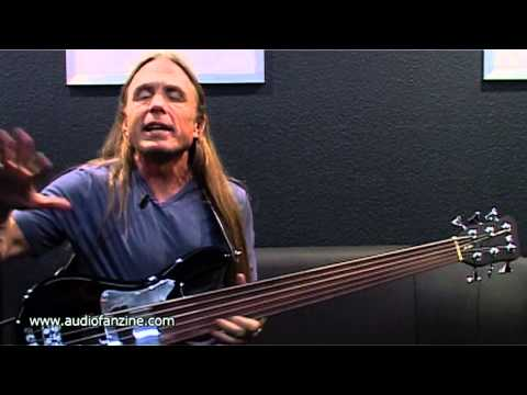 WARWICK STEVE BAILEY SIGNATURE video demo [Musikmesse 2011]