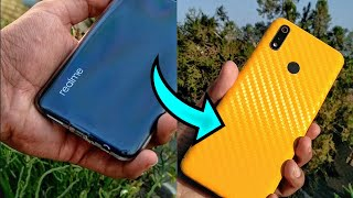 Best Cheap Skins For RealMe 3 PRO And Redmi Note 7 PRO!! (Hindi 😎)