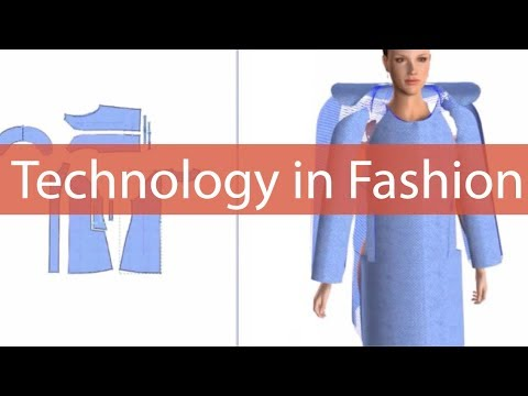 Technology in Fashion Design