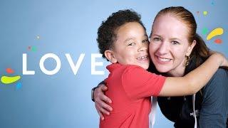 100 Kids Describe Love | 100 Kids | HiHo Kids