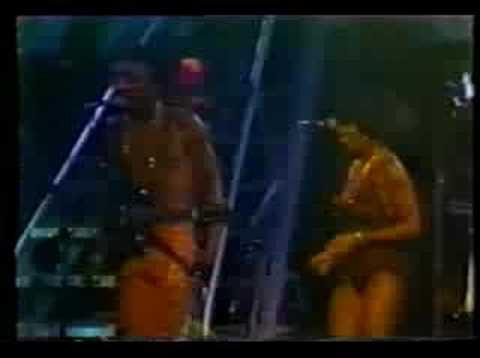 Night of the Thumpasorus Peoples - Houston 1977