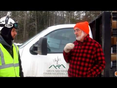 Belknap Mountain Communications Gear Airlift - Part 2 of 5