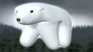 Bear of the Polar Variety