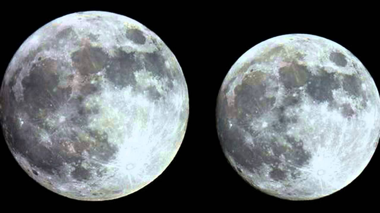 Supermoon This Saturday, Next One Is a Super 'Blood Moon' on Sept 28th