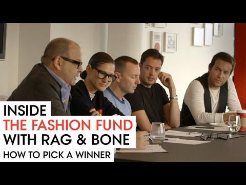 How to Pick a Winner -- Inside the Fashion Fund with Rag & Bone - Vogue