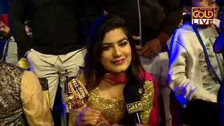Live Interaction with Kaur B | PTC Music Awards 2018 | Behind the Screen