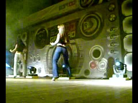 Gostosas dançando Funk na Big Field Show - Campo Grande - RJ