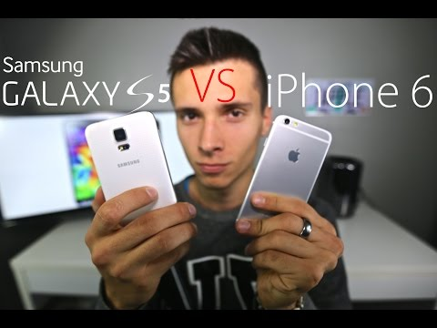 iPhone 6 VS Samsung Galaxy S5 - Which Should You Buy?