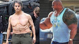 Tom Cruise Vs The Rock Transformation ★ 2019