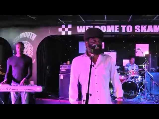 Jamican Ska -The Aces feat; Delroy williams & Winston Francis - Skamouth