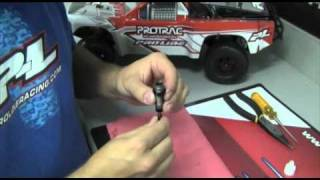 How-To: Fill PowerStroke shocks with oil
