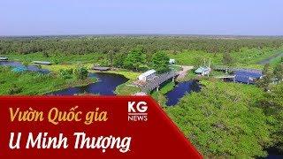 Vườn Quốc gia U Minh Thượng - Khu dự trữ sinh quyển thế giới | Kiên Giang News