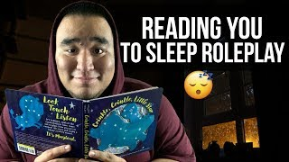 [ASMR] Reading You to Sleep 📖 (Relaxing RP) | MattyTingles