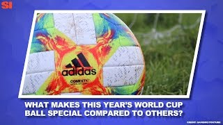 The Story Behind the World Cup Ball's Design Women's World Cup Daily Sports Illustrated