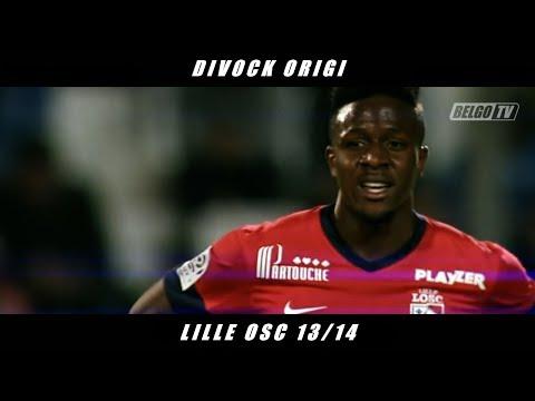 Divock Origi - Lille OSC 13/14 | Skills & Goals